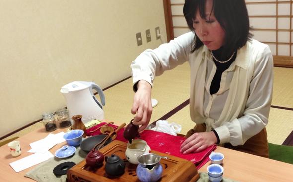 簡単お手軽、中国茶の美味しい楽しみ方